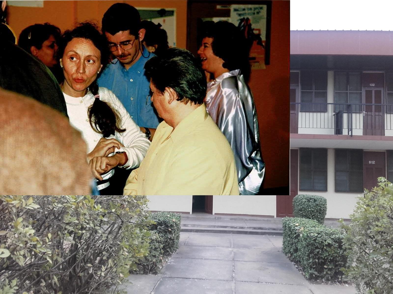Concertation avec les habitants, quartier Mistral à Grenoble 38 000 avec lAtelier du Possible Laurence Rémy et Prenez Place Et CompagnieBernard Jay-Allemand. Mars 2000